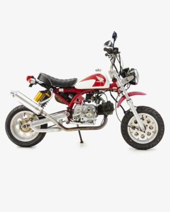 Honda Monkey J2 customized