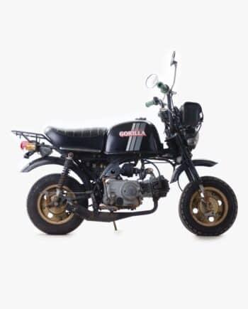 Honda Gorilla Zwart 7025 PTX_0950