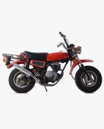 Honda Cy50 rood 21979 PTX_1160
