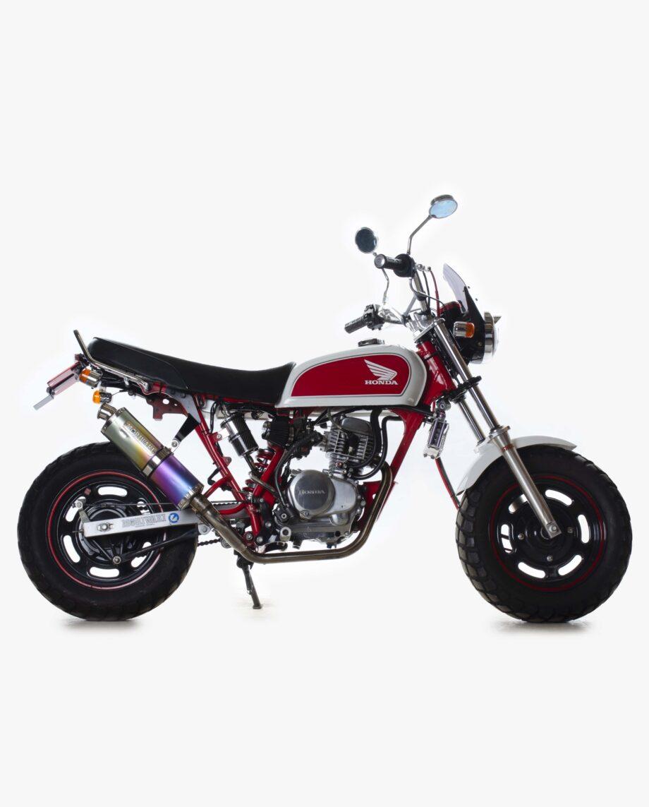 Honda Ape Wit Rood 16558 PTX_2155