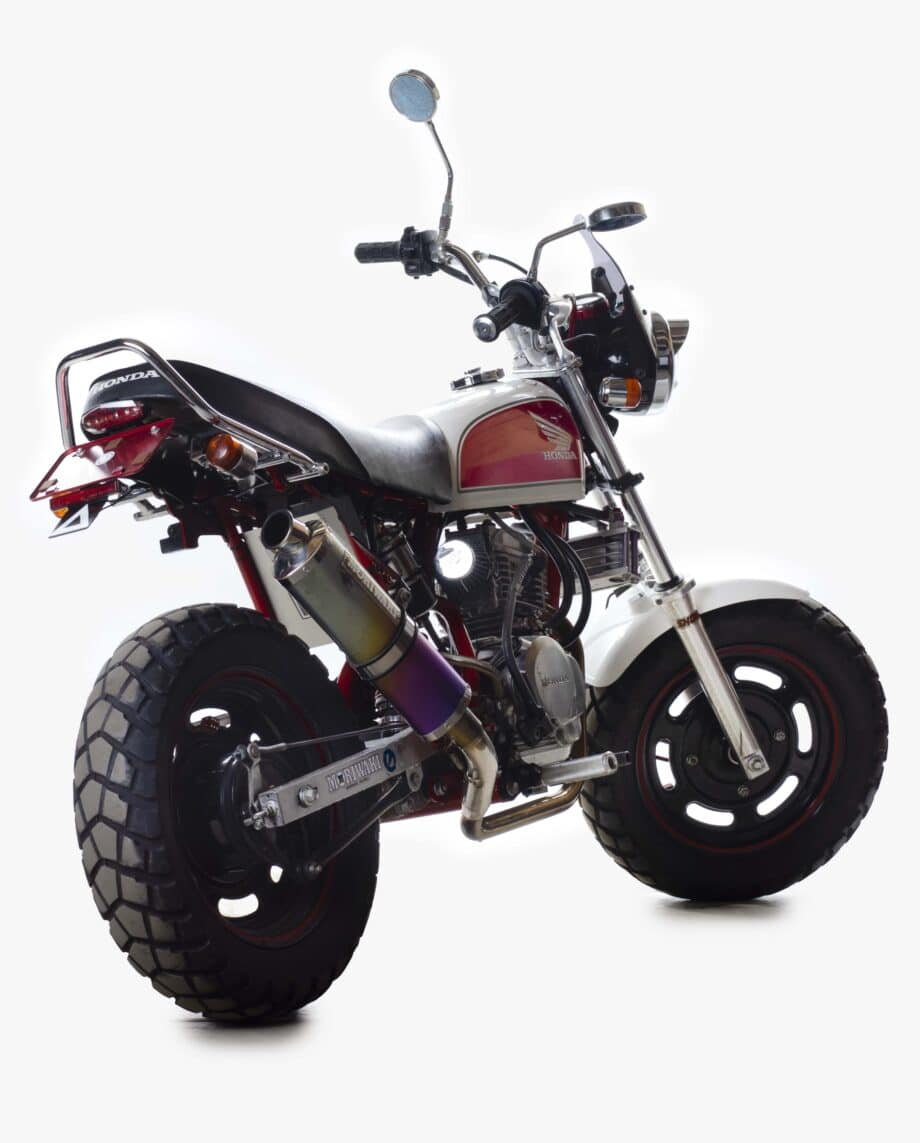 Honda Ape Wit Rood 16558 PTX_2156