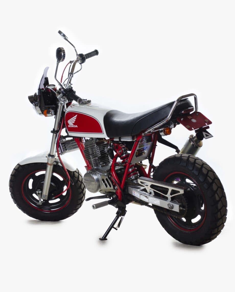 Honda Ape Wit Rood 16558 PTX_2157