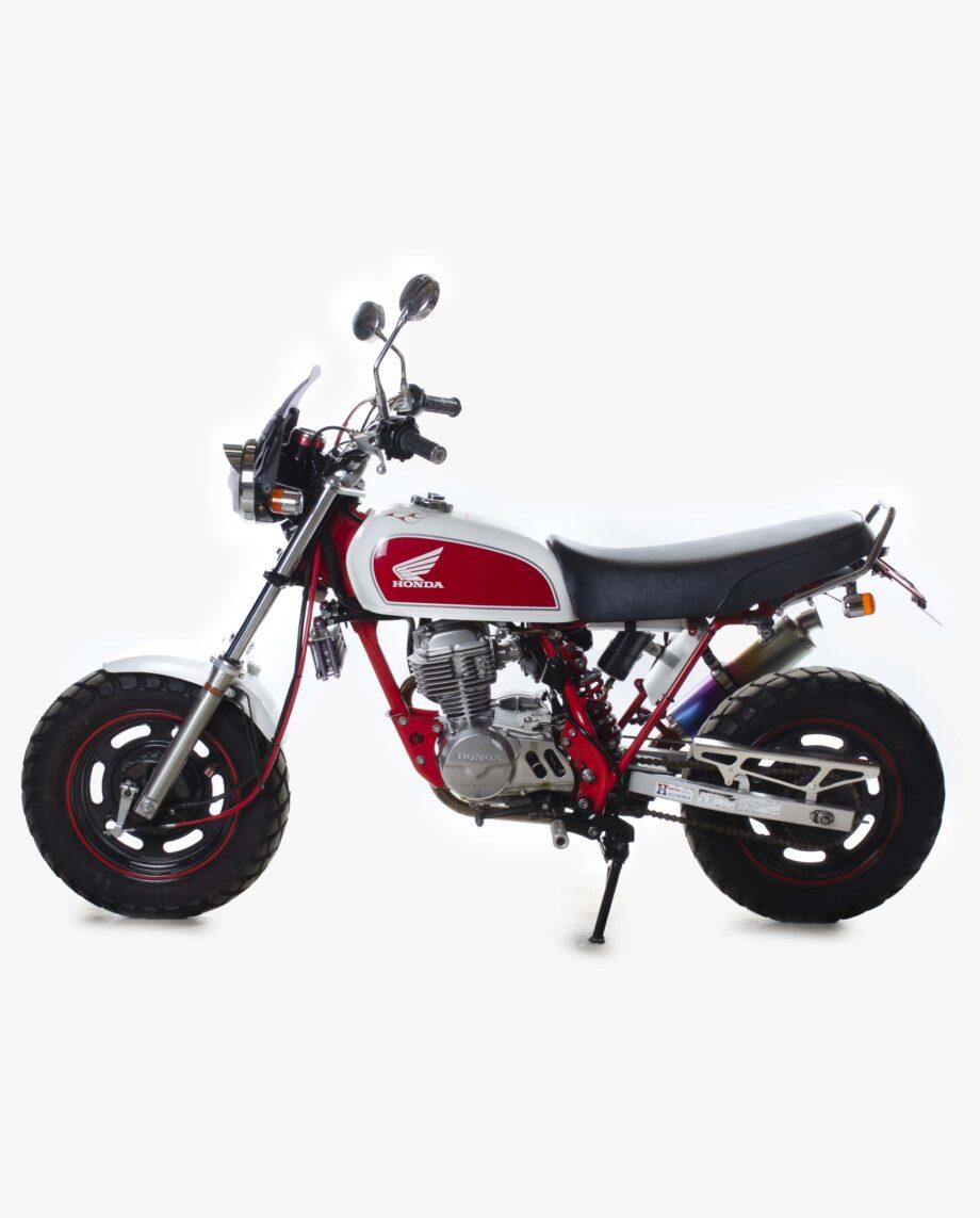 Honda Ape Wit Rood 16558 PTX_2158