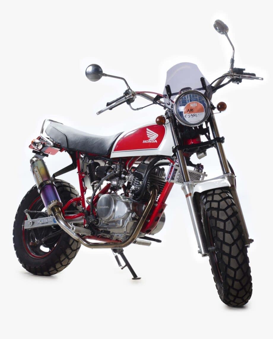 Honda Ape Wit Rood 16558 PTX_2160