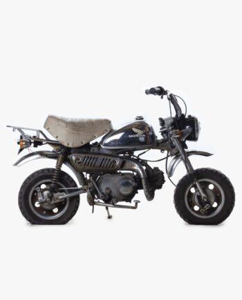 Honda Monkey J2 Chrome 4151 PTX_2127