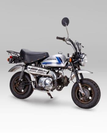 Honda monkey_spencer