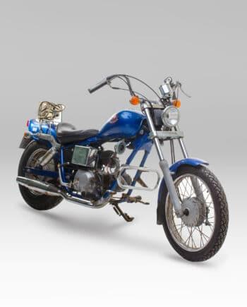Honda Jazz blauw C14_009