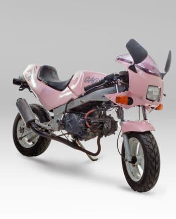 Suzuki RB50 gag