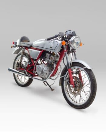 Honda Dream 50 Zilver - 9071