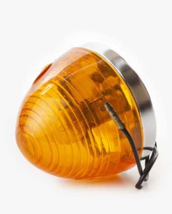 Richtingaanwijzerbol C50 LV/ RV puntglas. 10003-3