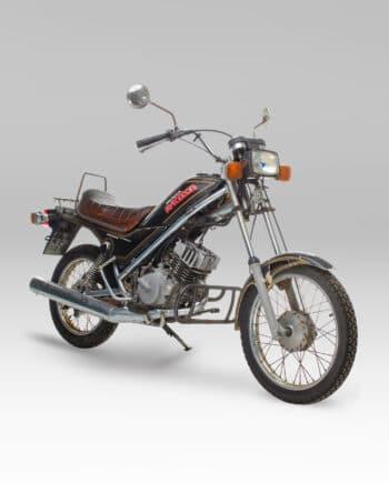 Honda Raccoon 50 Zwart C15_010