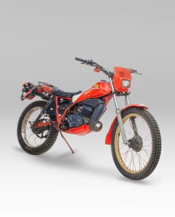 Honda TLM50 Rood C15_016