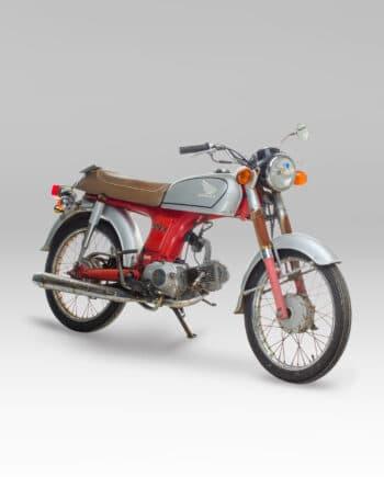 Honda Benly C15_025